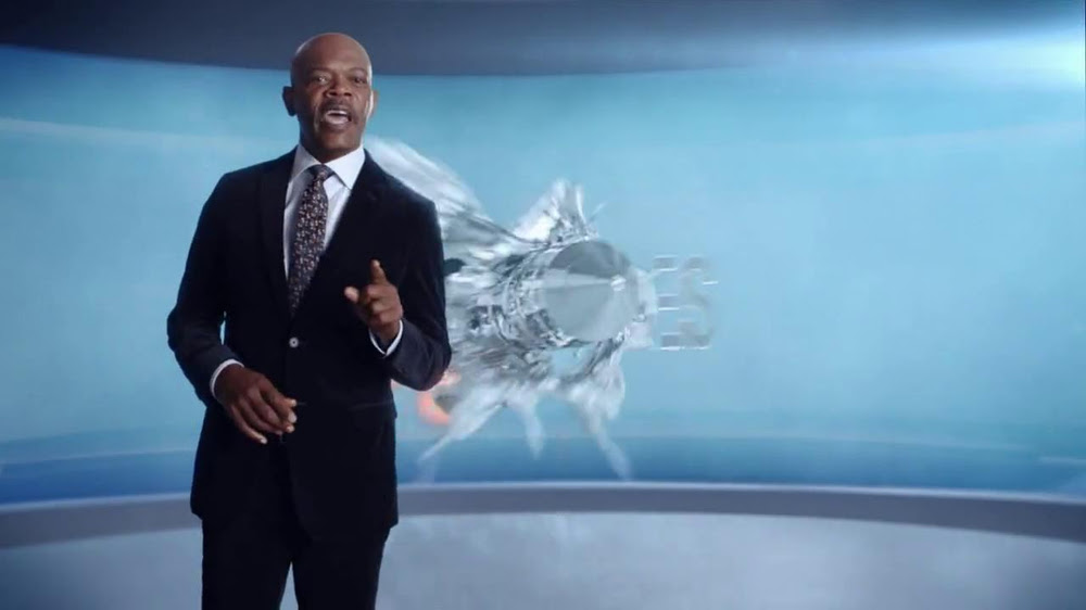 Capital One Quicksilver Cashback Card TV Commercial Featuring Samuel L. Jackson - iSpot.tv