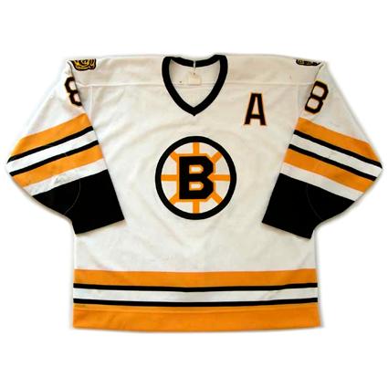 Boston Bruins 1989-90 jersey