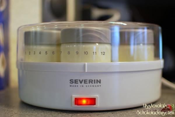 Severin JG 3516 Joghurt-Fix