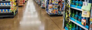 Walmart Aisle Map
