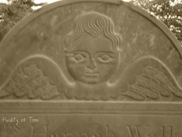 Maine, Hannah Will angel face
