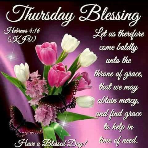 Religious Thursday Blessings Quote Pictures Photos And Images For