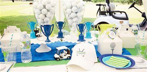 Kara's Party Ideas Golf Themed Birthday Party   Kara's