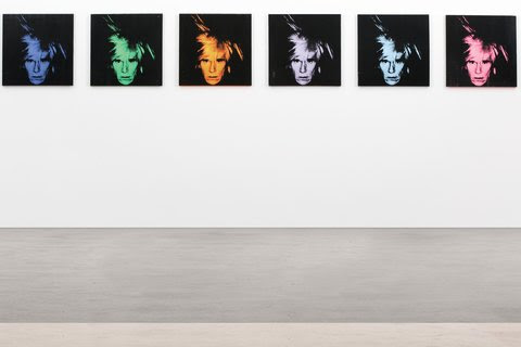 A new venture will offer commercial customers the ability to lease works by well-known artists like Andy Warhol (though probably not these, which were sold in May at Sotheby's).