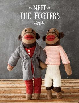 Meet the Fosters eBook Free Knitting Patterns for Monkey Patterns