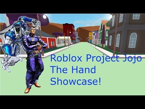 Roblox Project Jojo King Crimson | Get Robux Lol
