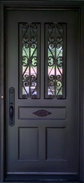 Iron Entry Doors Atlanta Iron Doors Custom Iron Doors