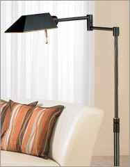 Floor Lamps - Contemporary, Tiffany Style, Torchiere, Arc, Halogen ...