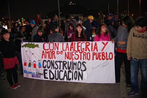 Protesta 11 de Julio by Manuel Venegas