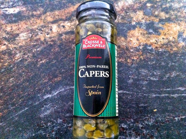 Capers for Sauce
