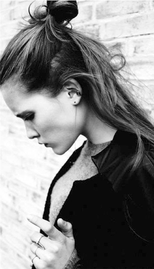 6 Le Fashion Blog 19 Ways To Wear A Half Up Top Knot Bun Long Hair Rings Via Johanne Bruun photo 6-Le-Fashion-Blog-19-Ways-To-Wear-A-Half-Up-Top-Knot-Bun-Long-Hair-Rings-Via-Johanne-Bruun.jpg