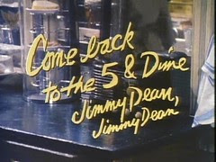 Come Back to the Five and Dime Jimmy Dean, Jimmy Dean Title Card