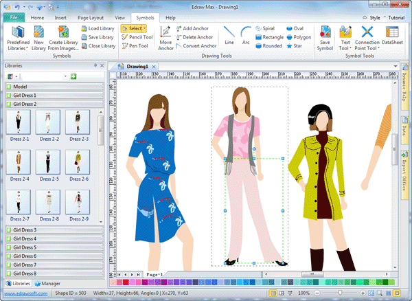 Fashion All The Time Free Software For Fashion Design