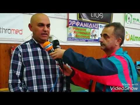 Δείτε τις δηλώσεις μετά το τέλος του ντέρμπι της Βέροιας, Φίλιππος-ΑΟΚ για την Γ΄ Εθνική ανδρών