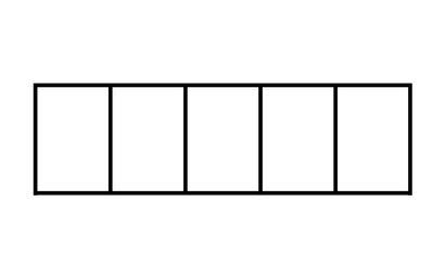 Blank 5 Frame