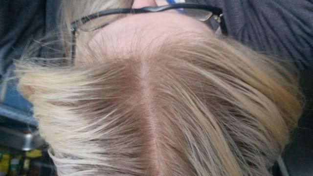 Blondierte Haare In Meiner Naturhaarfarbe Tönen