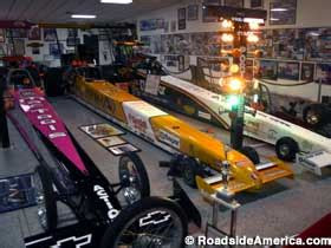 big daddy don garlits museum  drag racing ocala florida