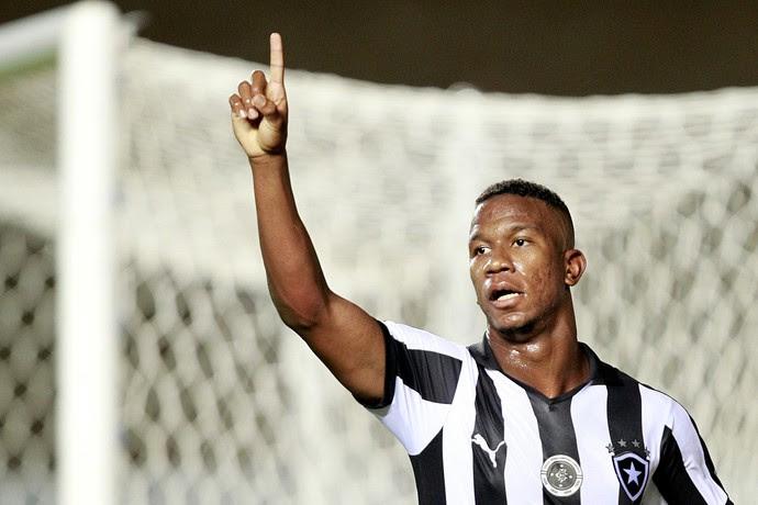 Ribamar Botafogo Fluminense (Foto: Vitor Silva/SSPress/Botafogo)