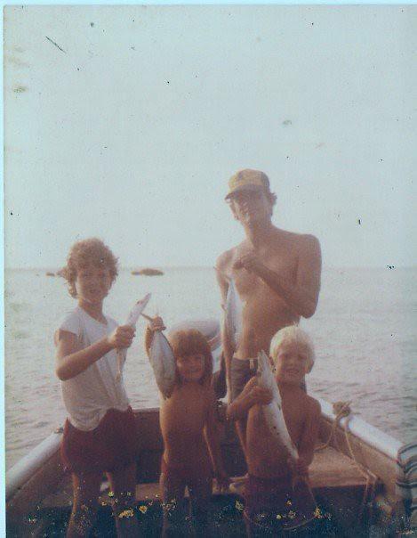 dad, eli, ali, & nell