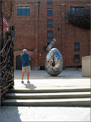 John and the Cosmic Galaxy Egg
