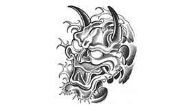 Significado Tatuaje Oni Demonio Japonés 1 Tatuarteorg