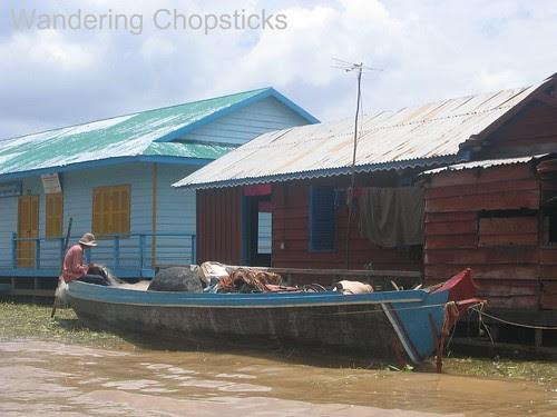 Chong Kneas Floating Village 10