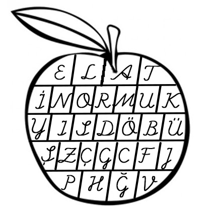 Elma şablonları Sınıf öğretmenleri Için ücretsiz özgün Etkinlikler