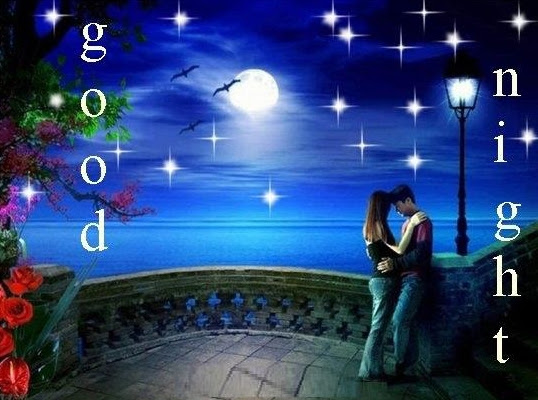 Top 30 Best Romantic Good Night Pictures Wallpapers For Love