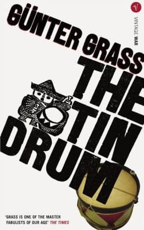The Tin Drum, paperback cover
