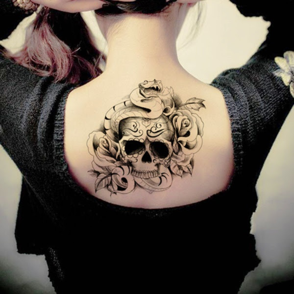 100 Back Tattoo Ideas For Girls With Pictures Meaning