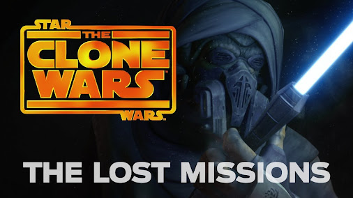 Star Wars: The Clone Wars   The Lost Missions Trailer