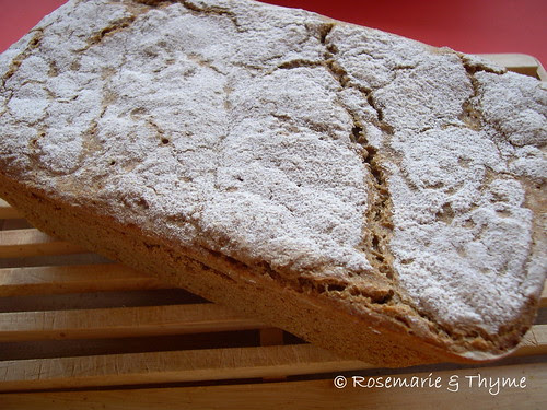 DSCN8571 - Russian rye bread _whole_loaf