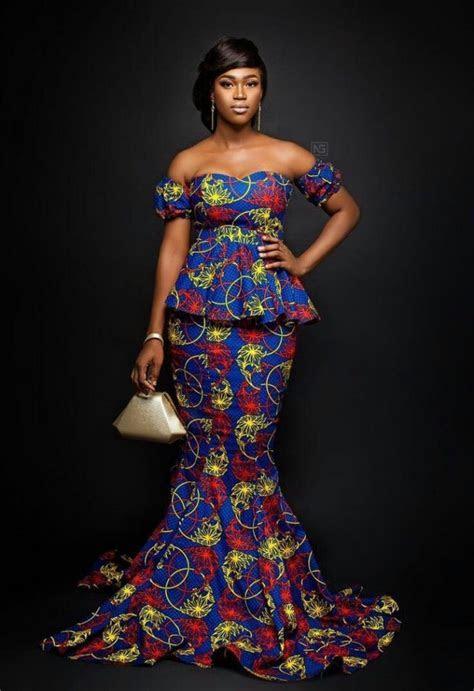 Ankara Fashion Styles: Best Ankara Designs For Ladies