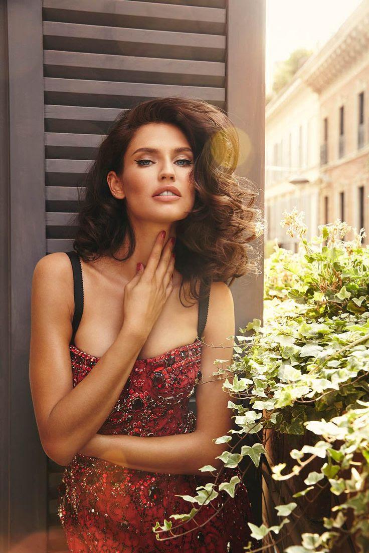 """Bianca, the Goddess"" - Esquire Mexico November 2013 - Bianca Balti - John Russo"