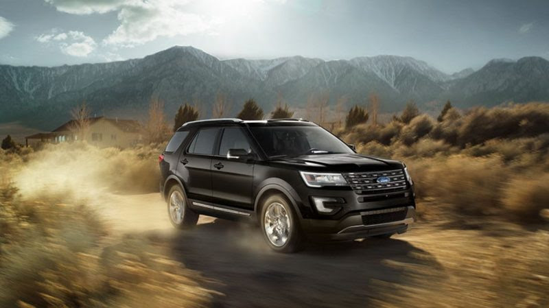 2017 Ford Explorer engine specs and fuel economy