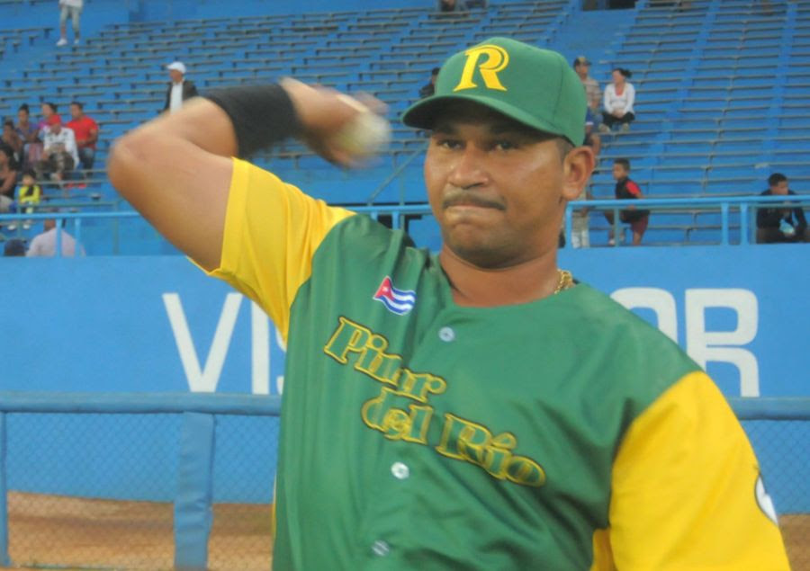 béisbol, serie nacional, play off, Frederich Cepeda