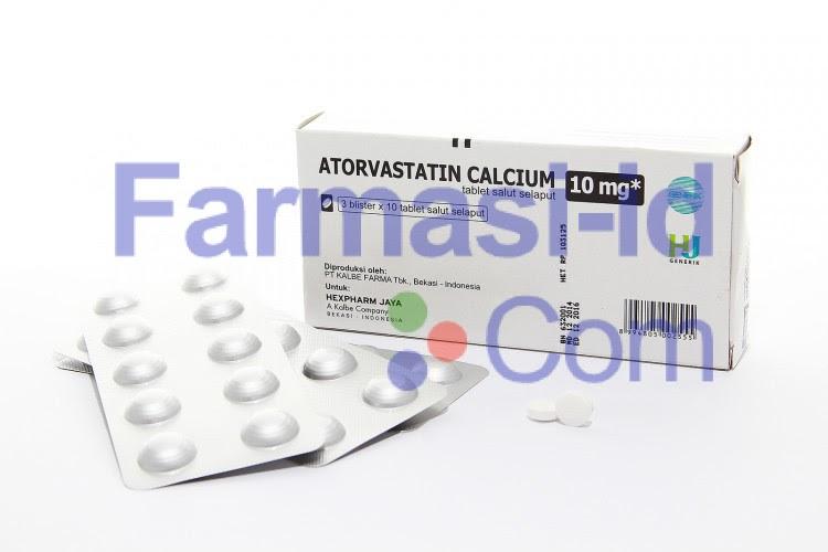 Atorvastatin Calcium Obat Apa