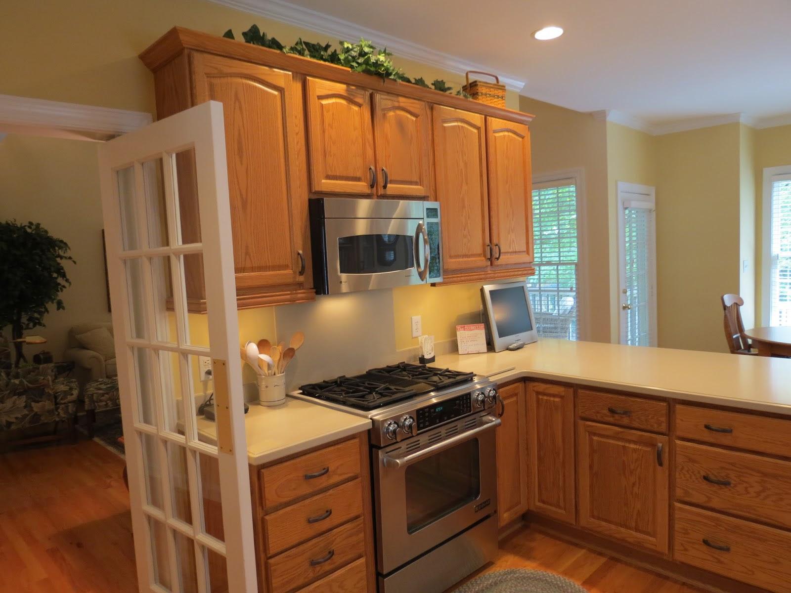 Best Kitchen Paint Colors With Oak Cabinets - My Kitchen ...