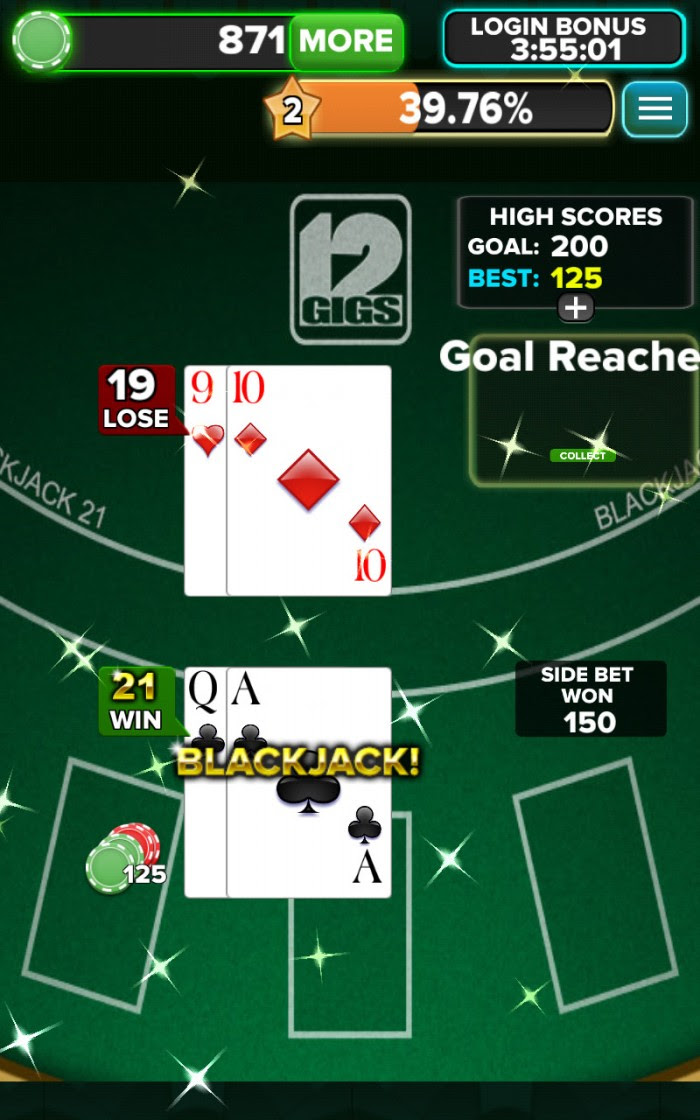 Make Money Playing Blackjack Online