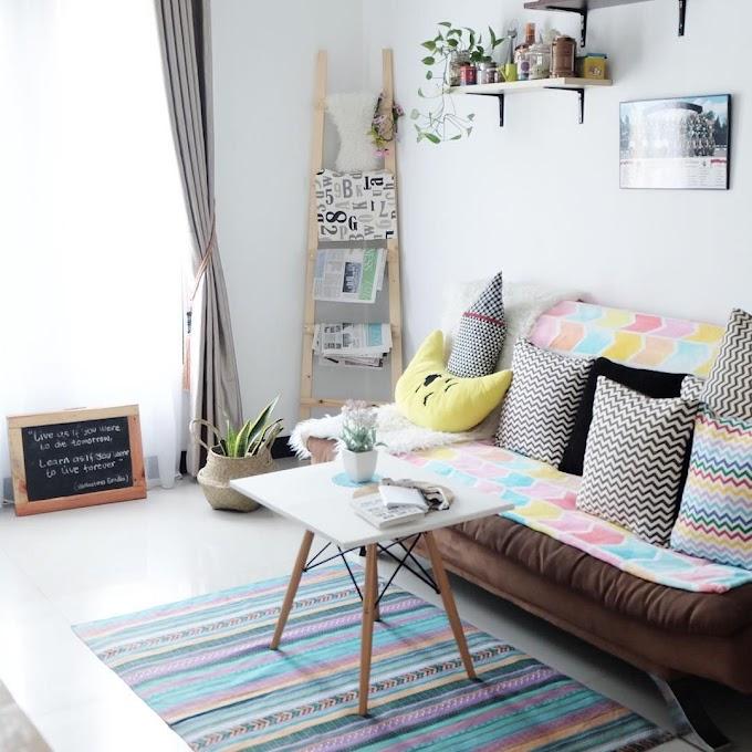 Dekorasi Dapur Apartemen Kecil | Ide Rumah Minimalis