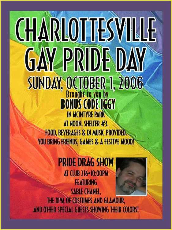 bonus code iggy gay pride