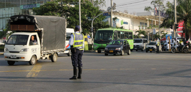 Por el Par Vial en el Sur se pasó de 10 accidentes diarios a 3 esta semana