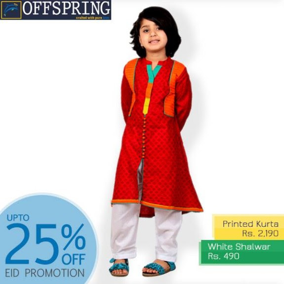 New-Latest-Kids-Child-Wear-2013-Fashionable-Dress-Collection-by-Offspring-1