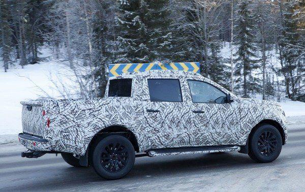 2020 Mercedes-Benz Pickup Truck: EXCLUSIVE! - Picture ...