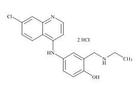 N-Desethyl Amodiaquine DiHCl
