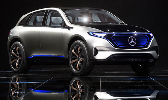 Mercedes-Benz set to unveil new compact electric car at ...
