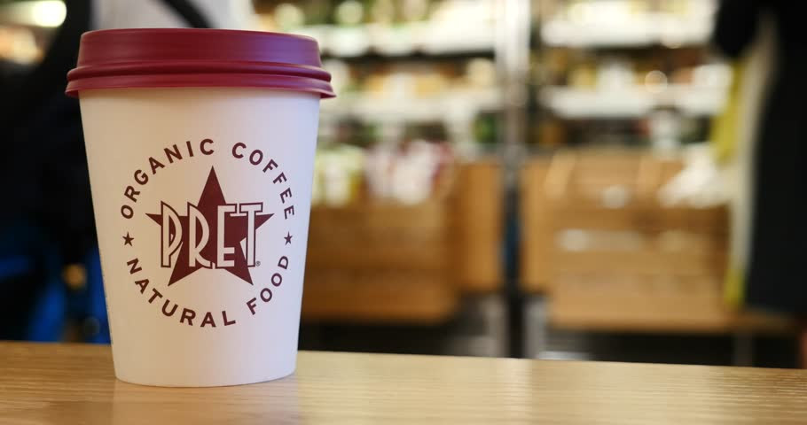Image result for pret a manger coffee
