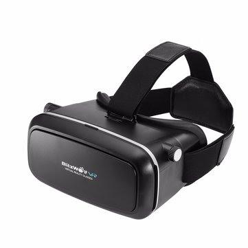 Sharper Image Mobile 360 Virtual Reality Headset Multicolor