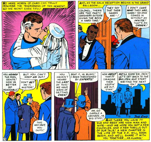Bully Says: Comics Oughta Be Fun
