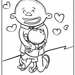 Dibujos Para El Día Del Padre Actividades Para Niños Manualidades